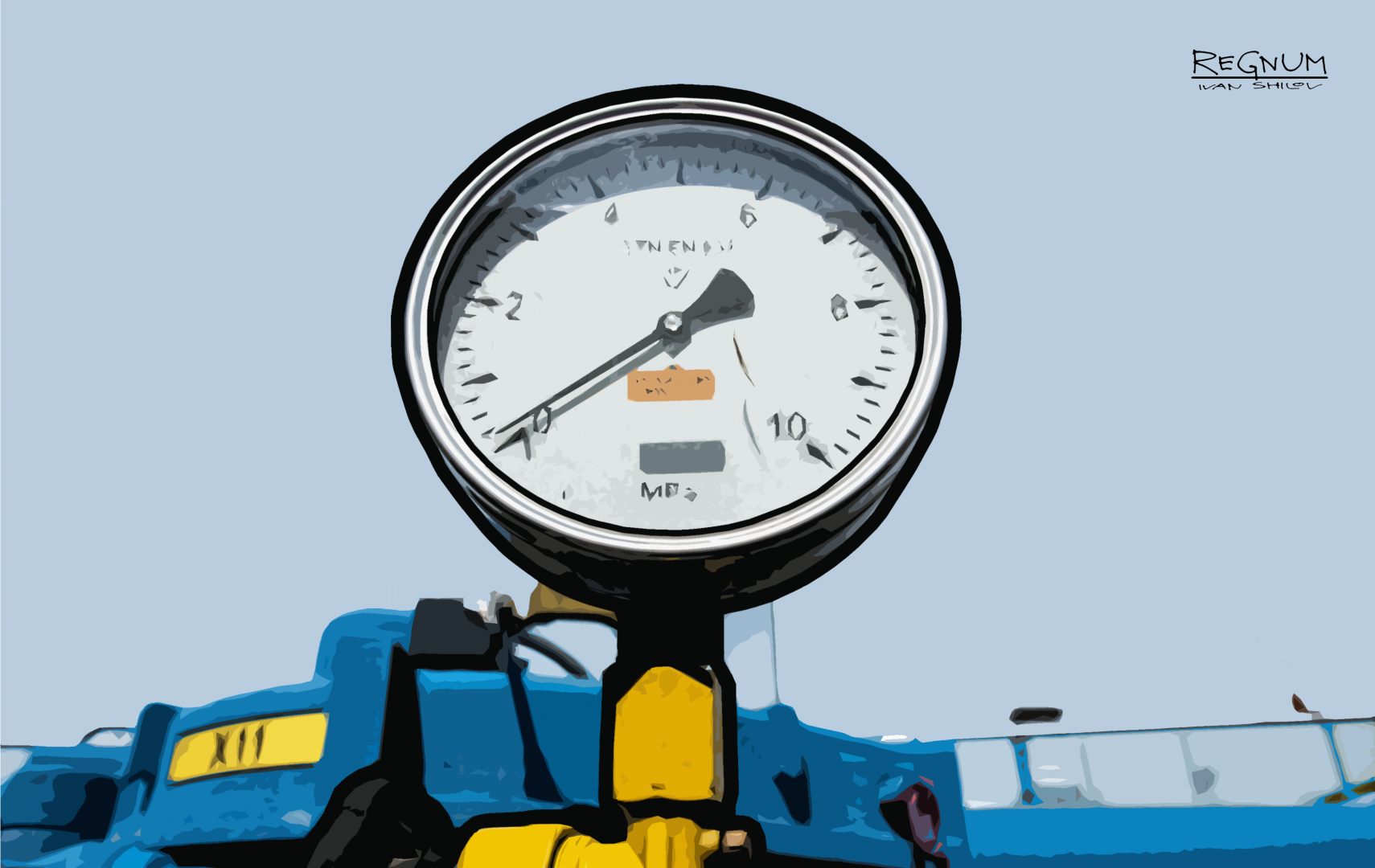 Газ без Украины