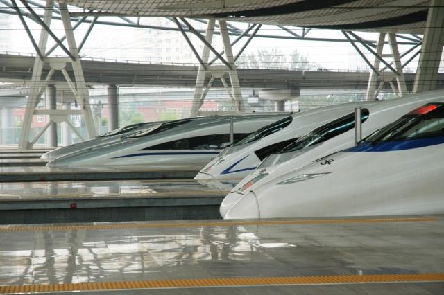 Новейшие скоростные поезда «Фусин» свяжут Пекин, Циндао, Ланьчжоу и Чэнду