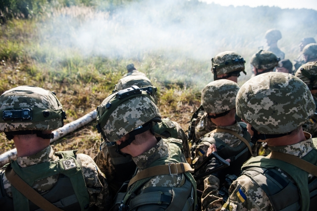 ДНР: ВСУ за неделю почти 70 раз нарушили режим прекращения огня