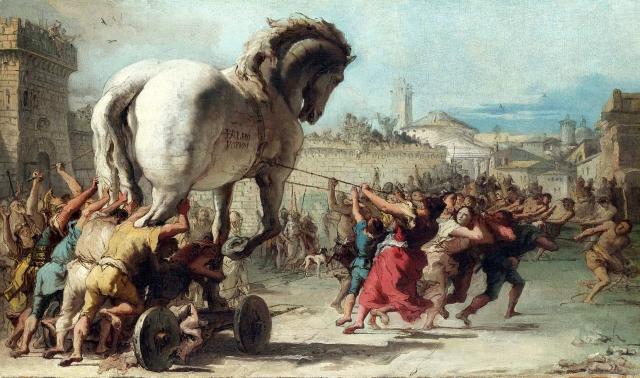 Дания – троянский конь США в Европе