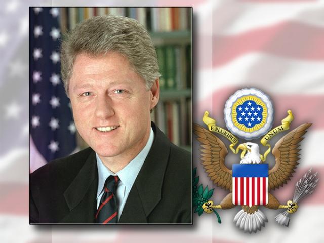 Клинтон Билл