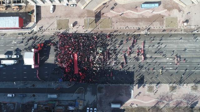 Коммунисты проигнорировали призыв партии: митинги оказались малочисленными