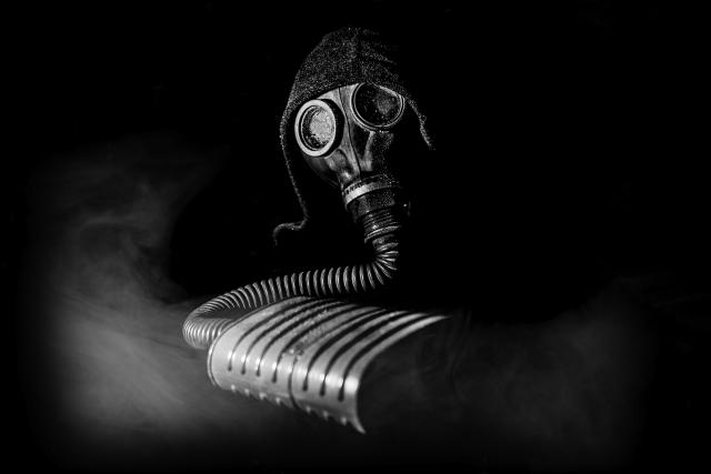 В Сирии 21 человек госпитализирован из-за отравления ядовитым газом