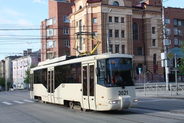 На строительство новой трамвайной линиии в Новосибирске выделят 32 млн