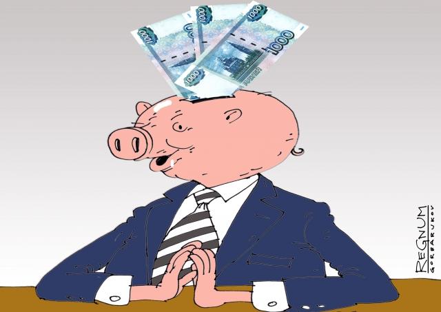 Коррупция в СМИ освещается необъективно, считают 55% граждан РФ