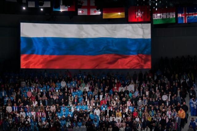 Официальная церемония закрытия Зимней универсиады-2019