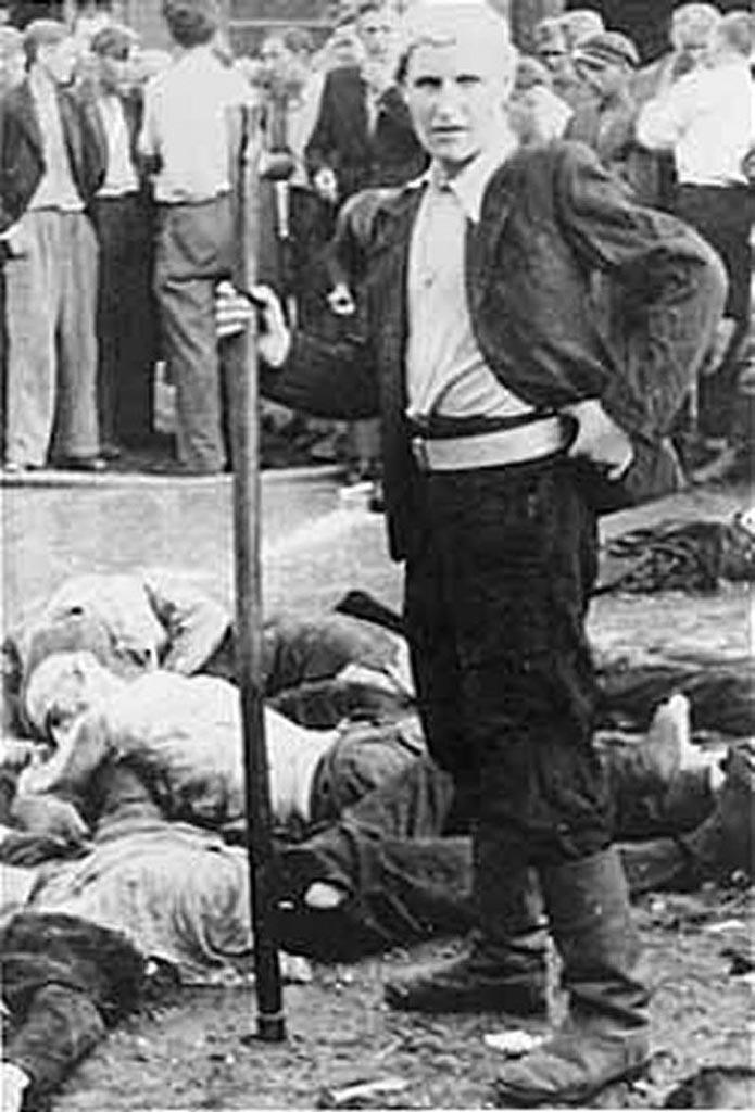 Массовые убийства в Литве (1941-1944 гг.). Книга - ИА REGNUM