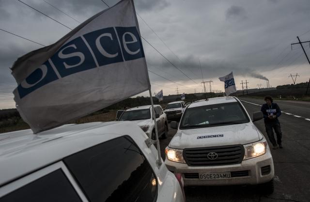 СММ ОБСЕ подтвердила фиксацию полетов украинской авиации в Донбассе