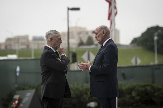 Главу нацразведки США отговорили от ухода в отставку