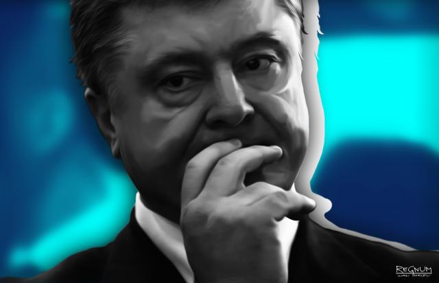 Порошенко «не постыдился» назвать Путина своим главным оппонентом