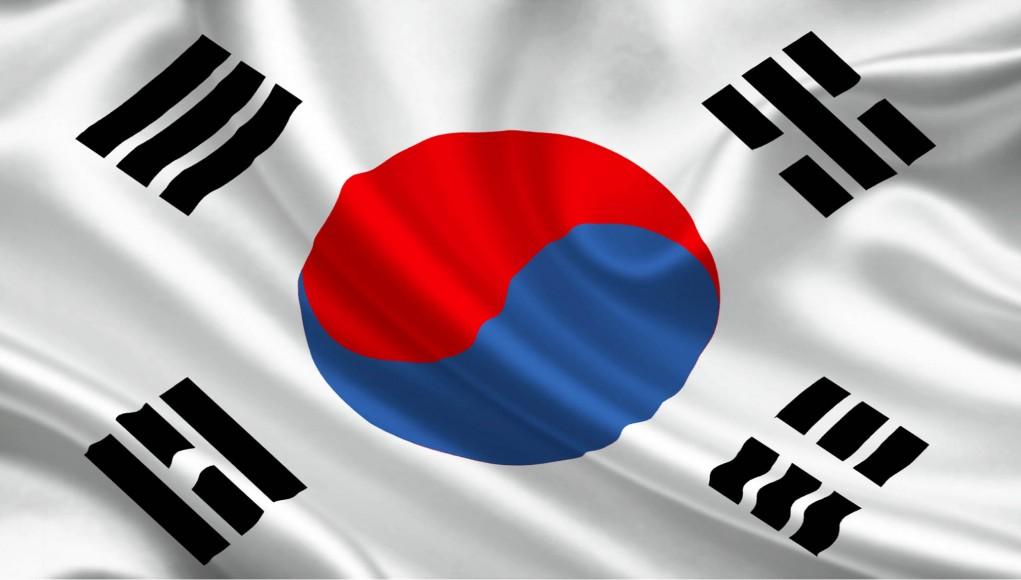 Корея картинки флаг, сделать