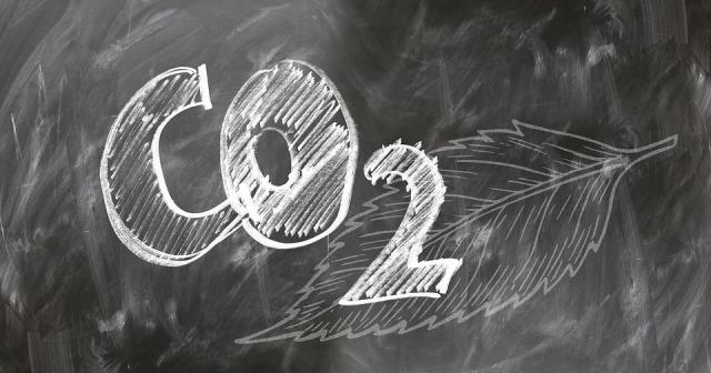 Углекислый газ +