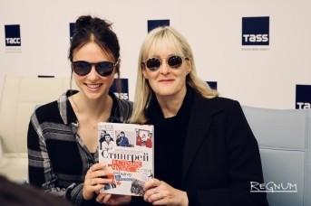 Джоанна Стингрей и её дочь Мэдисон