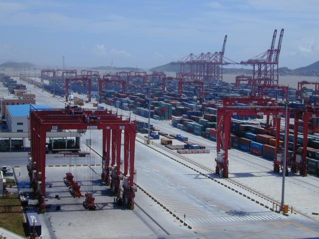 Шанхайский порт