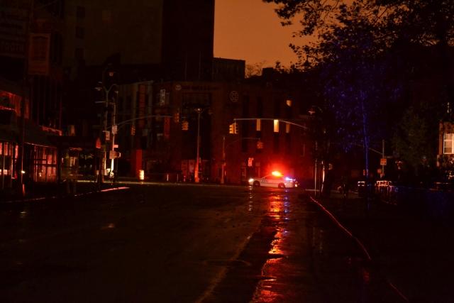 Город без электричества