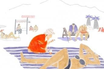Кадр из мультфильма «Пять минут до моря»