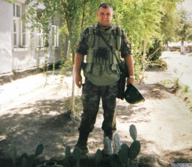 Юрий Мель в Таджикистане. Фото из семейного архива