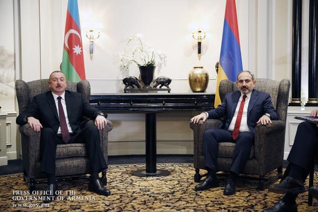 Венская встреча Алиев – Пашинян: результат промежуточный