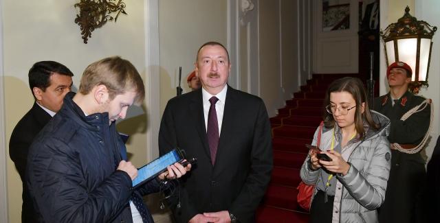 Выбор пал на мир: итоги встречи Алиев – Пашинян