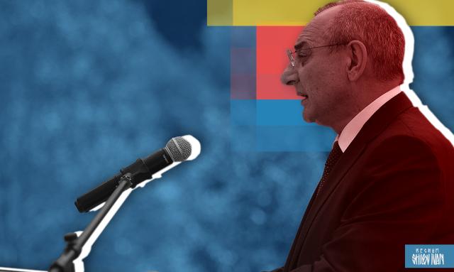 Бако Саакяну должны продлить мандат президента Арцаха