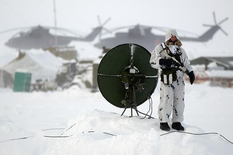 Российские вертолеты. Арктика