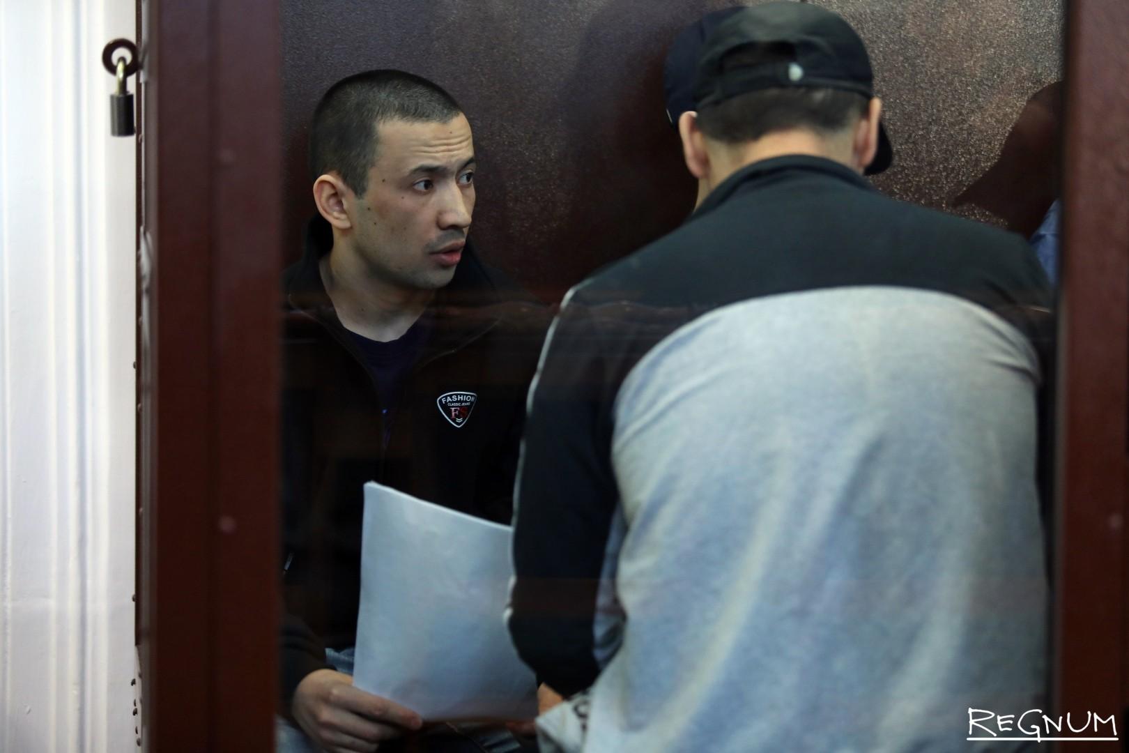 Рассмотрение по существу дела о теракте в метро Санкт-Петербурга