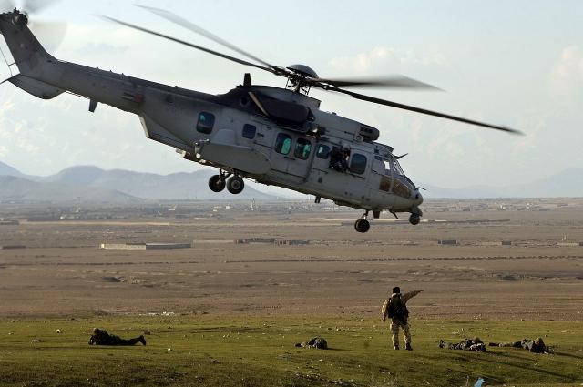 Французские вооруженны силы в Афганистане