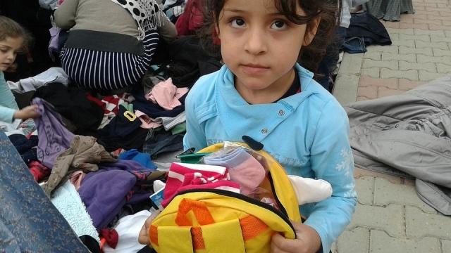 Минобороны: Лагерь «Рукбан» смогли покинуть около тысячи беженцев