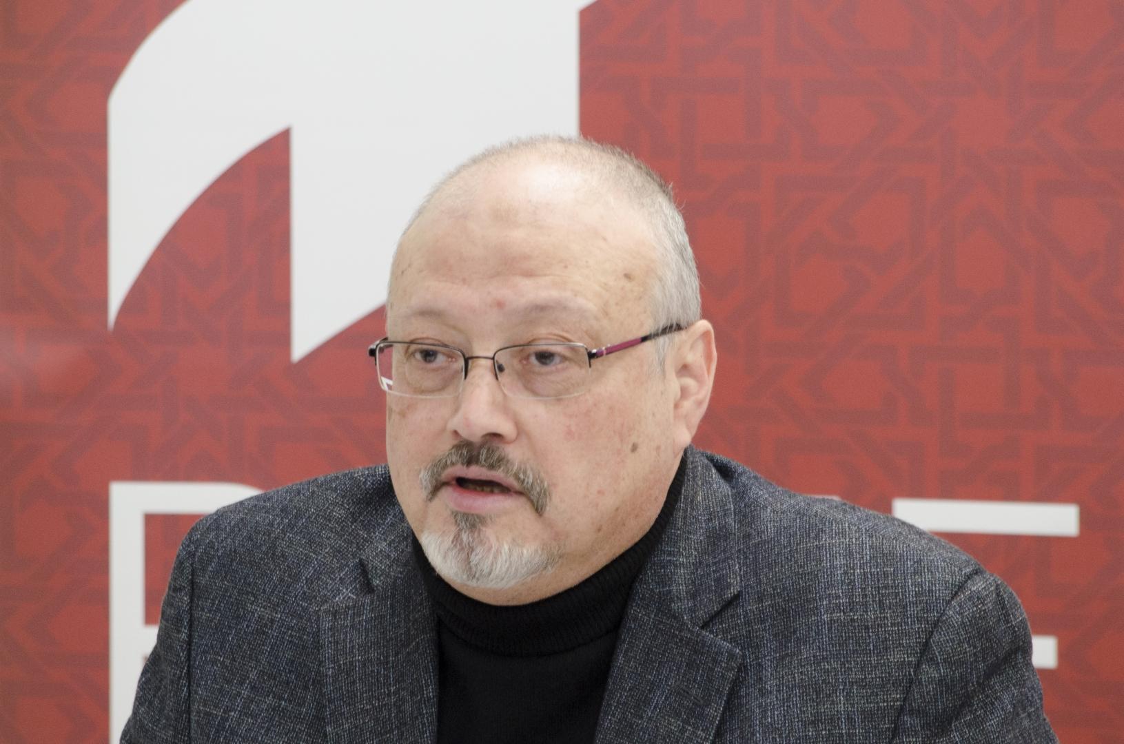 Джамал Хешогги
