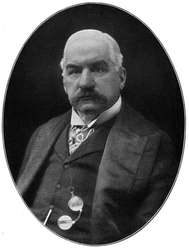 Джон Пирпонт Морган