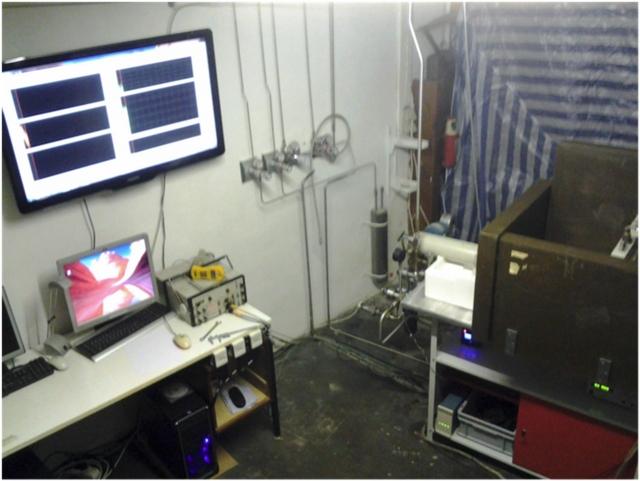 Рис. 25. Общий вид лаборатории в Нюрнберге, Германия, 2012 год