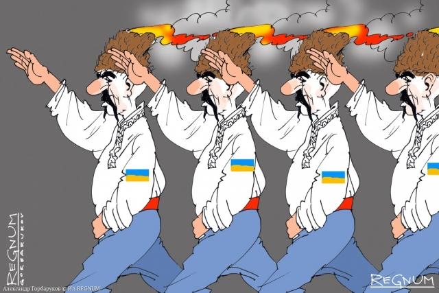 Украина – поле битвы между Россией и США