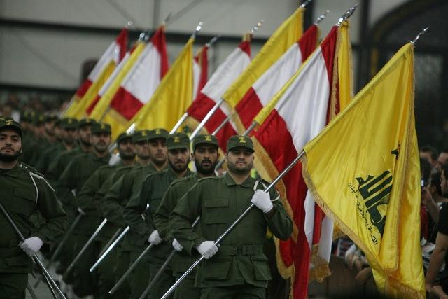 Солдаты «Хезболлах»