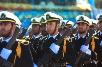 Армия Ирана. Mohammad Akhlaghi