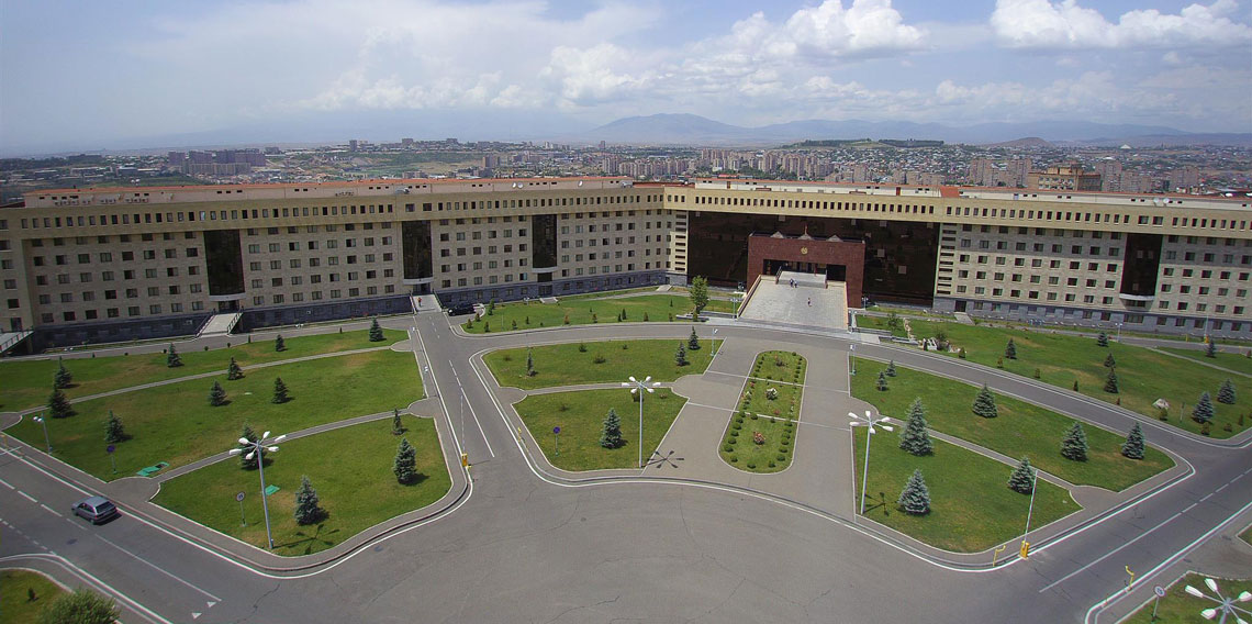 Минобороны Армении: Вооруженные силы в состоянии преодолеть этот вызов пандемии