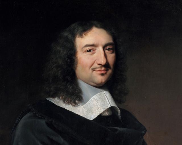 Филипп де Шампань. Портрет Жана-Батиста Кольбера, министра финансов Франции, одного из самых ярких представителей меркантилизма (фрагмент). 1655