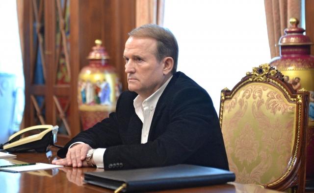 Состоялась очередная встреча Путина и Медведчука: подробности