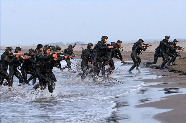 Морской спецназ КСИР