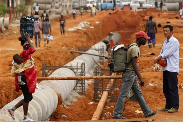 Влияние Китая в Африке растет — СМИ