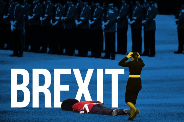 Bloomberg оценил потери британских компаний от Brexit
