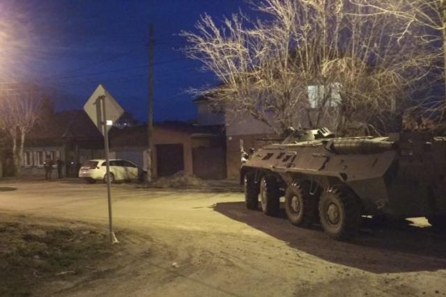 Стали известны подробности операции против боевиков ИГ* в Тюмени