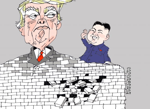 Ким и Китай берут Трампа в предвыборные «клещи»