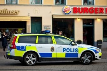 Шведская полиция