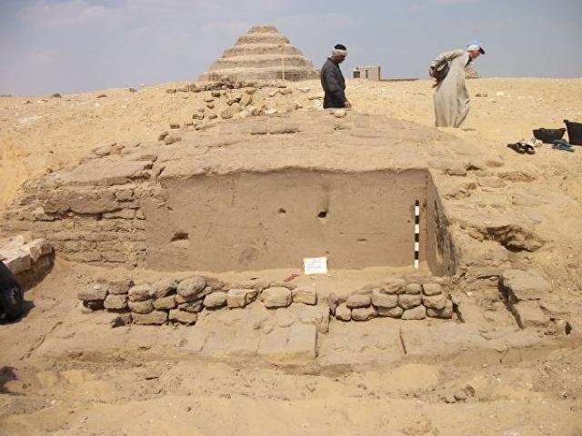 Российские археологи нашли в Египте мумию возрастом несколько тысяч лет