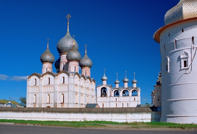 Ярославский чиновник хотел откат в 10% от реставрации собора в Ростове