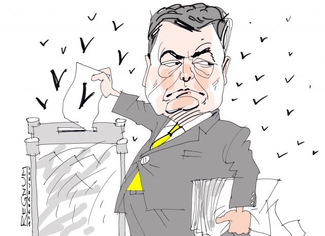 «Грязь, ненависть, злоба»: Украина в очередной раз лопается пополам