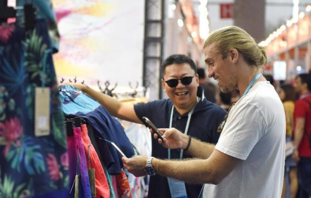 В китайском Гуандуне открылась весенняя сессия ежегодной ярмарки