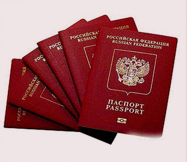 Разработан вариант упрощённой выдачи паспортов РФ гражданам ЛНР и ДНР — СМИ