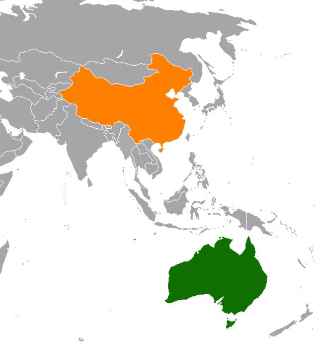 Global Times: Австралии придется поплатиться за свою антикитайскую политику