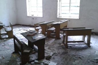 Заброшенная школа